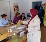 الاتراك يبدأون التوجه الى صناديق الاقتراع للتصويت على التعديلات الدستورية