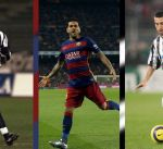 أبرز اللاعبين الذين تنقلوا بين برشلونة ويوفنتوس