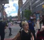 دوي انفجار هائل بمركز تجاري في مانشستر