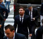 المحكمة الإسبانية العليا تؤكد إدانة ميسي بالتهرب الضريبي