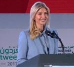 إيفانكا ترامب : تعلمت الكثير من لقاءاتي مع رواد الأعمال السعوديين