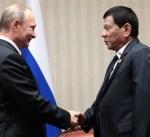 رئيس الفيليبين يتوجه إلى موسكو في تحد للولايات المتحدة