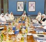 مجلس الوزراء يشيد بأجواء التعاون بين السلطتين