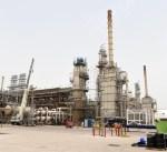 مصفاة ميناء عبدالله تجري صيانة لبعض وحداتها