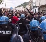 إيطاليا: الشرطة تفرق مظاهرة مناهضة لقمة مجموعة السبع