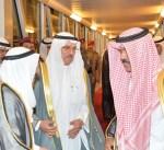 سمو الأمير يتوجه الى المملكة العربية السعودية