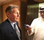 مسؤول أوروبي: الكويت شريك حقيقي ومهم للاتحاد الأوروبي