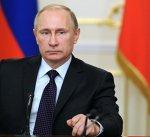 الرئيس الروسي يدعو العالم إلى التخلي عن الخطاب العدواني