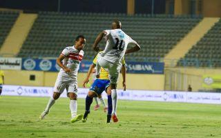 الزمالك يتعثر مجدداً ويتعادل مع الإسماعيلي في الدوري المصري
