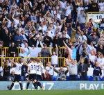 """توتنهام يودع ملعب """"وايت هارت لين"""" بثنائية في شباك مانشستر يونايتد"""