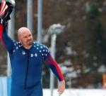 العثور على بطل الزلاجات الأمريكي هولكومب ميتا في مركز تدريب