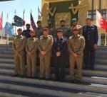 تخريج 70 ضابطا كويتيا من كلية القادة والاركان المصرية