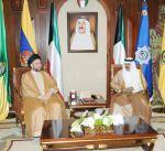 سمو ولي العهد يؤكد حرص دولة الكويت على وحدة العراق وسلامته