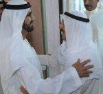سمو الأمير يغادر الإمارات بعد زيارة أخوية