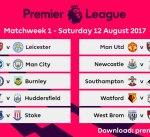أبرز مواجهات الموسم القادم في الدوري الإنكليزي الممتاز