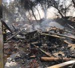 الداخلية: السيطرة على حريق محدود خلف إدارة الفحص الفني بالعاصمة