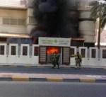 الاطفاء: إخماد حريق مطعم بالسالمية