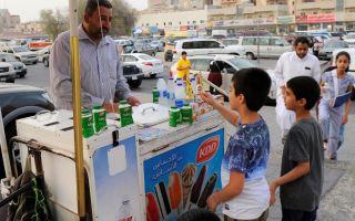 """عربات """"البرد"""" القديمة في الكويت… لاتزال صامدة رغم حرارة الصيف العالية"""