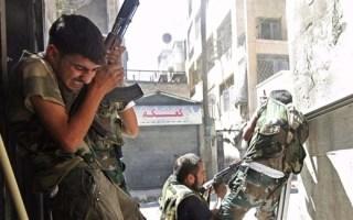 المرصد السوري: المعارضة قتلت 28 من قوات الحكومة في كمين قرب دمشق