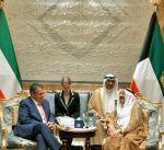 سمو أمير البلاد يستقبل وزير خارجية ألمانيا