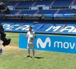ريال مدريد قدّم لاعبه الجديد سيبايوس لوسائل الإعلام