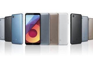 إل جي تعلن رسميا عن هاتفها الذكي LG Q6