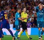 الاتحاد الأسباني يوقف رونالدو 5 مباريات إثر دفعه الحكم