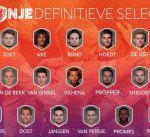 فان بيرسي يعود لتشكيلة منتخب هولندا
