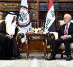 رئيس البرلمان العربي يشيد بمبادرة الكويت لاستضافة مؤتمر لإعادة الاعمار بالعراق