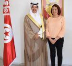 رئيس الاتحادين العربي والكويتي للتنس يدعو لتعزيز التعاون للنهوض بالرياضة