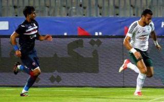 المصري يفوز على الزمالك بثنائية ويتأهل لنهائي كأس مصر