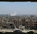 """النظام السوري يحكم سيطرته على مدينة """"السخنة"""" في حمص"""