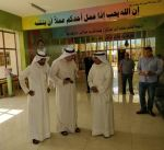 الوزير الفارس يؤكد أهمية مواصلة الجولات الميدانية للمدارس