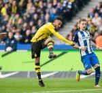 دورتموند يفوز على هيرتا برلين بثنائية في الدوري الألماني