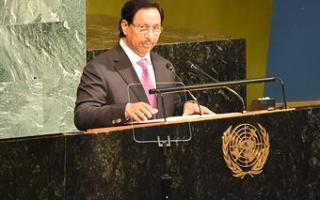 المبارك: جدول اعمال التنمية المستدامة 2030 يواجه تحديات كبيرة