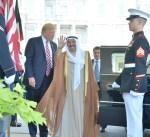 سمو الأمير يغادر الولايات المتحدة بعد زيارة رسمية