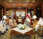 وزير الخارجية يتسلم نسخة من أوراق اعتماد سفير جمهورية نيجيريا