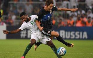 السعودية تخطف بطاقة العبور لمونديال روسيا 2018 من بوابة اليابان