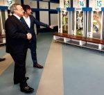 سائق الفورمولا ألونسو يحصل على عضوية في ريال مدريد