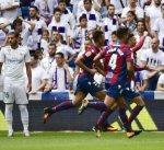 ريال مدريد يسقط بفخ التعادل مجددا أمام ليفانتي في الدوري الإسباني