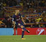 """برشلونة يعرض على إنييستا """"مكافأة نهاية الخدمة"""""""