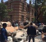 42 قتيلا حصيلة ضحايا زلزال المكسيك