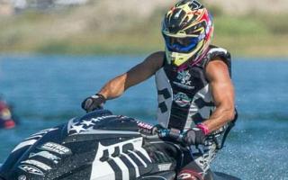 متسابق الدراجات المائية العبدالرزاق يحل ثانيا في بطولة العالم
