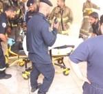 """""""الاطفاء"""": السيطرة على حريق عقار بالسالمية اسفر عن وفاة 5 اشخاص"""