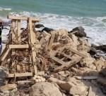 """فريق الغوص الكويتي يرفع 10 اطنان من المخلفات في ساحل """"الزور"""""""