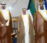 سمو أمير البلاد يستقبل وزير الدفاع