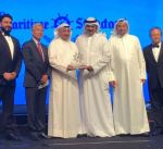 """منظمة عالمية تمنح """"الناقلات"""" جائزة أفضل مشغل وطلال الخالد """"القيادي المتميز"""""""