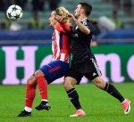 أتلتيكو مدريد يتعادل مع كارباكا في الجولة الثالثة من دوري الأبطال