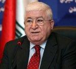 الرئيس العراقي يصل الى البلاد غدا في زيارة رسمية