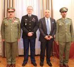 فرنسا تقلد وكيل الحرس الوطني الكويتي وسام جوقة الشرف